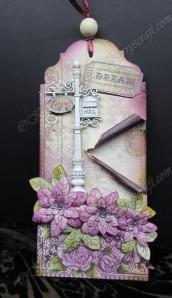 mail box tag