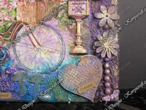 altered art canvas 3