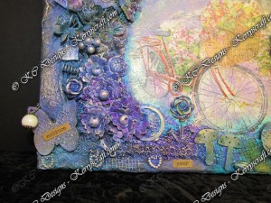 altered art canvas 5