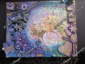 altered art canvas 6