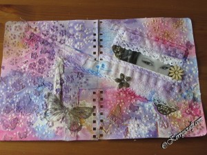shan journal page