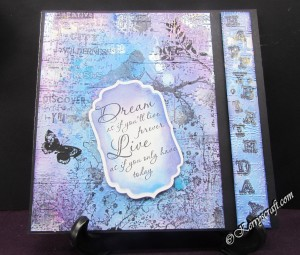 tim holtz stamp collection