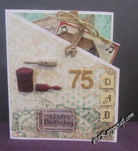 Heartfelt creations all geared up papers