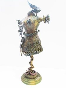 game of thrones steampunk mannequin